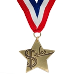 Sales Star Ribbon