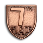 7th PL Lapel Pin