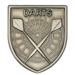 Darts Lapel Pin