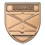 Billiards Lapel Pin