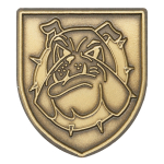 Bulldogs Lapel Pin