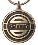 Safety Key Tag