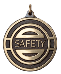 Safety Medal