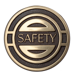 Safety Coin