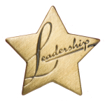 Leadership Star Pin