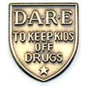 DARE Lapel Pin