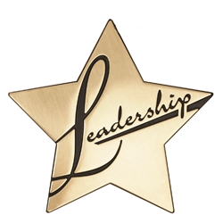 Leadership Star Medallion
